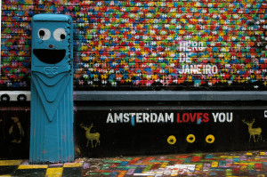 Amsterdam loves you