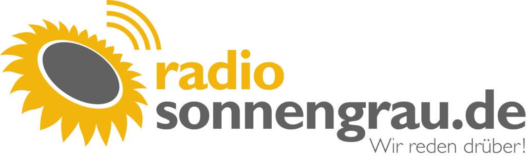 Radio sonnengrau - Logo