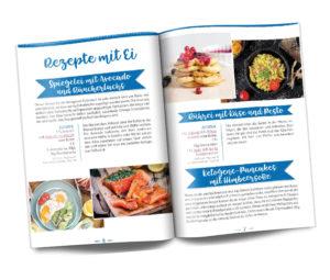 Keto-Diät E-Book