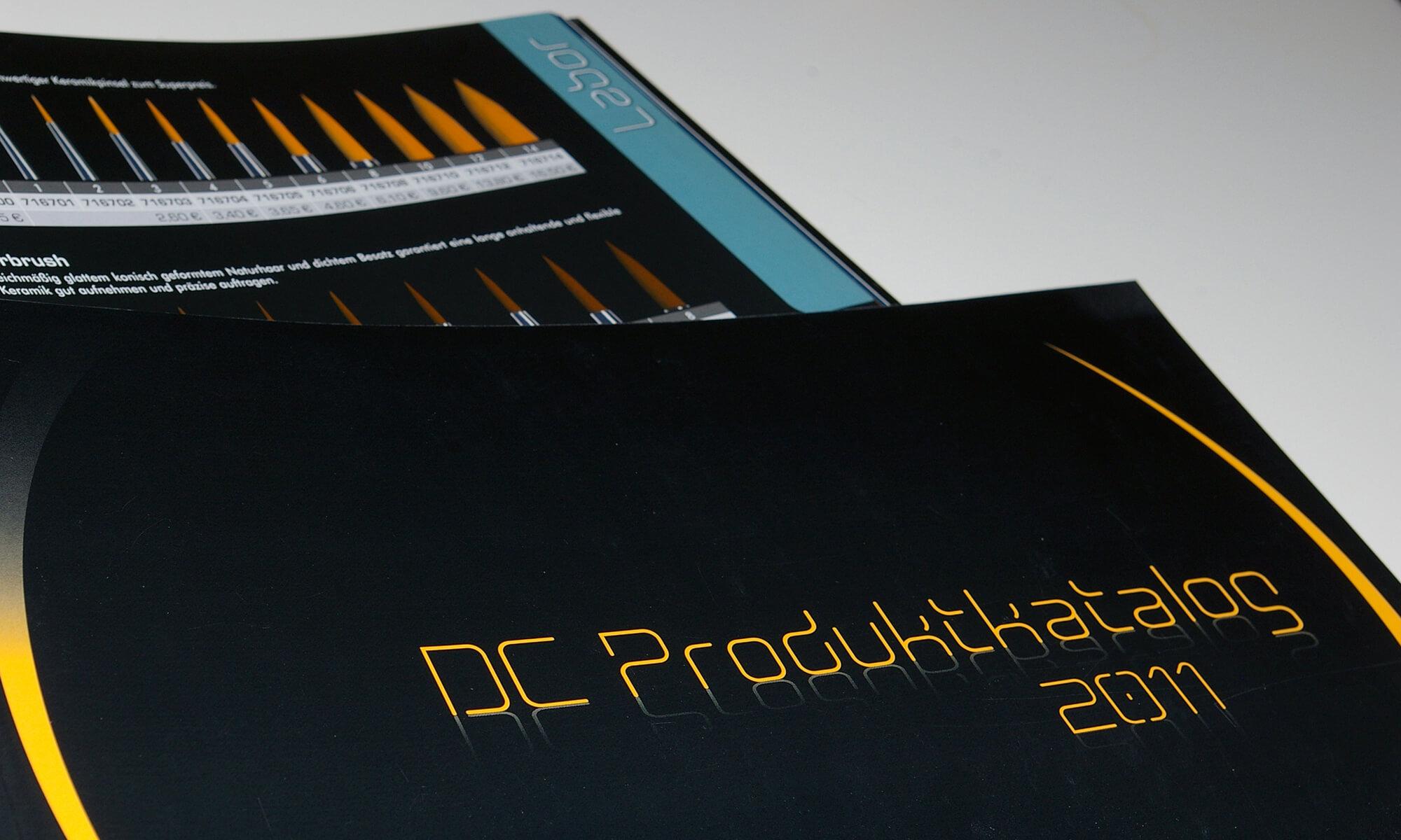 DC Dental Central - Produktkatalog