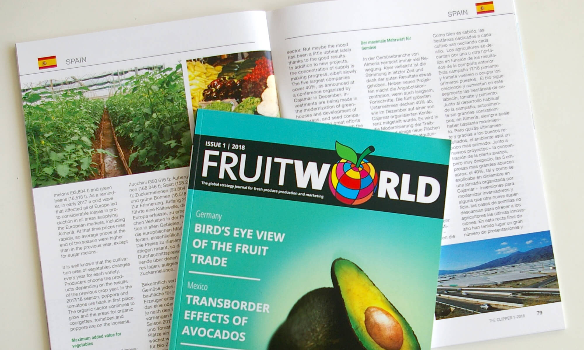 The Fruitworld 1-2018
