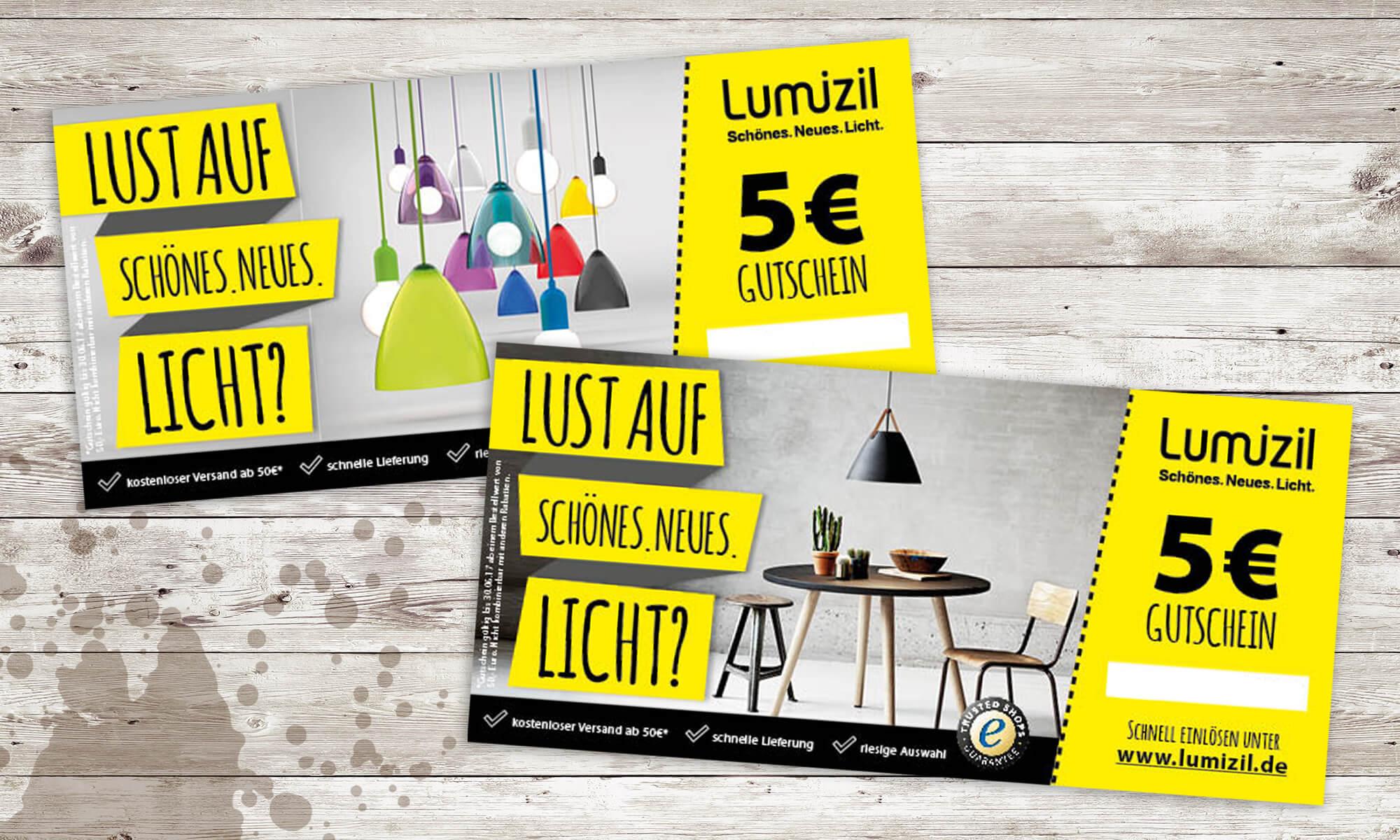 Lumizil - Paketbeileger