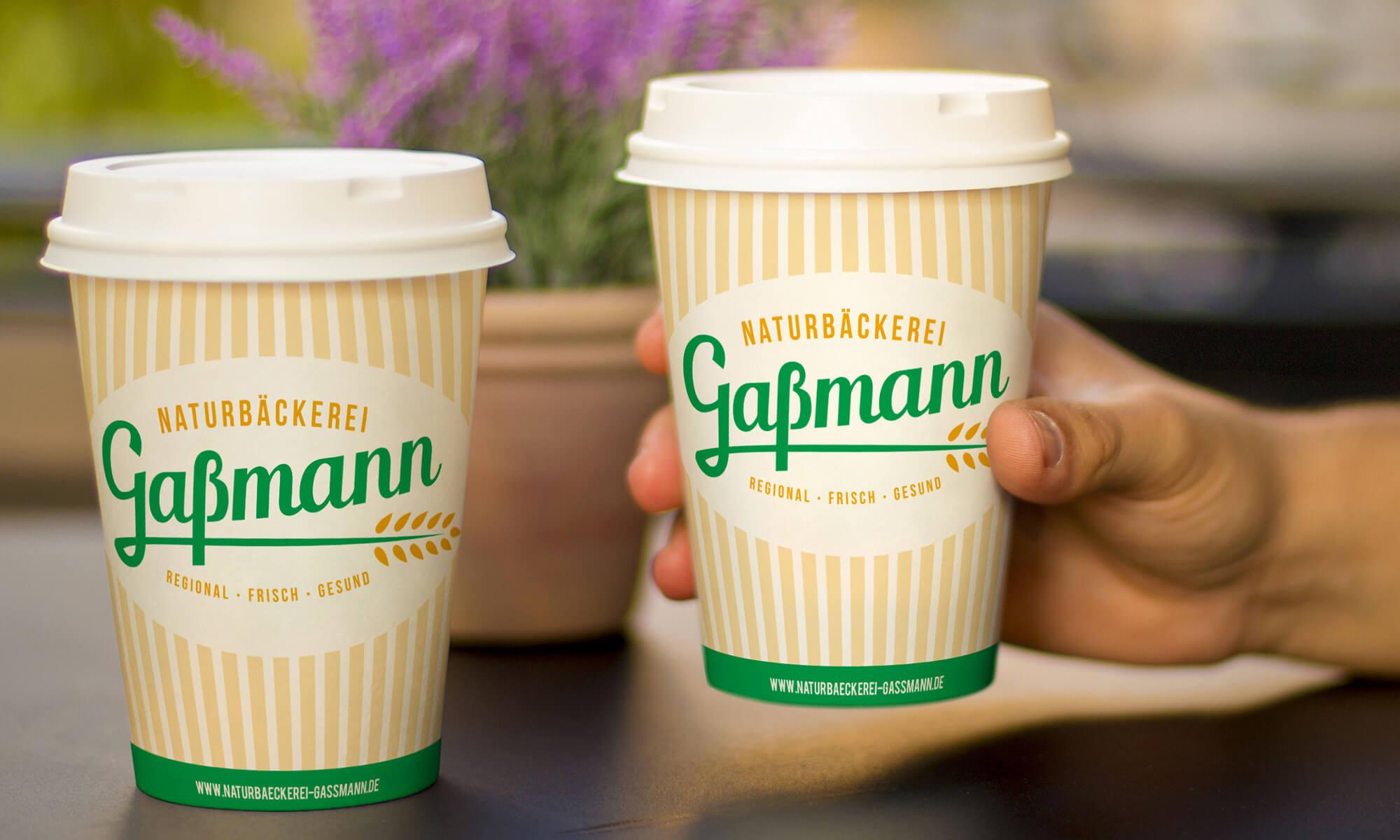Naturbäckerei Gaßmann - Logo
