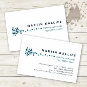 Martin Kallies - Diplompsychologe & Psychotherapeut