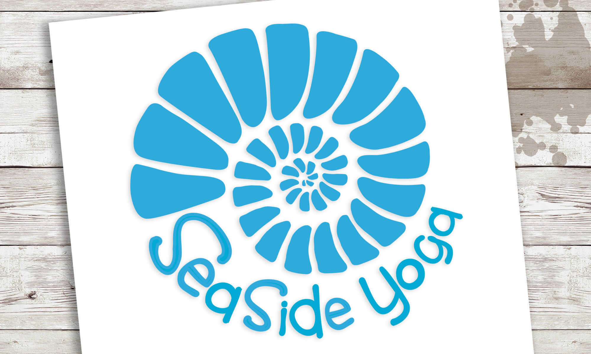 Seaside Yoga - Logo