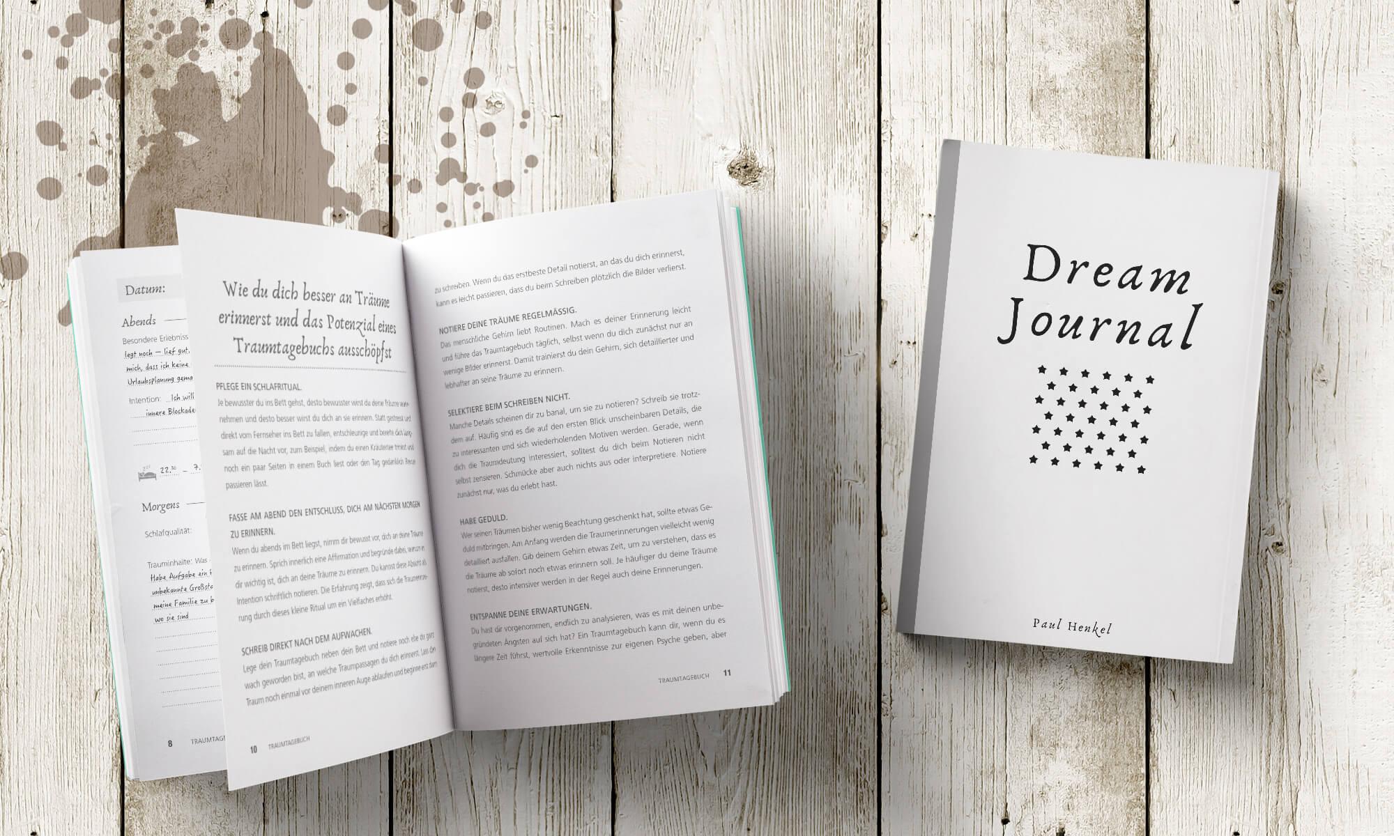 Traumtagebuch – Paul Henkel