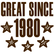 Great Since 1980