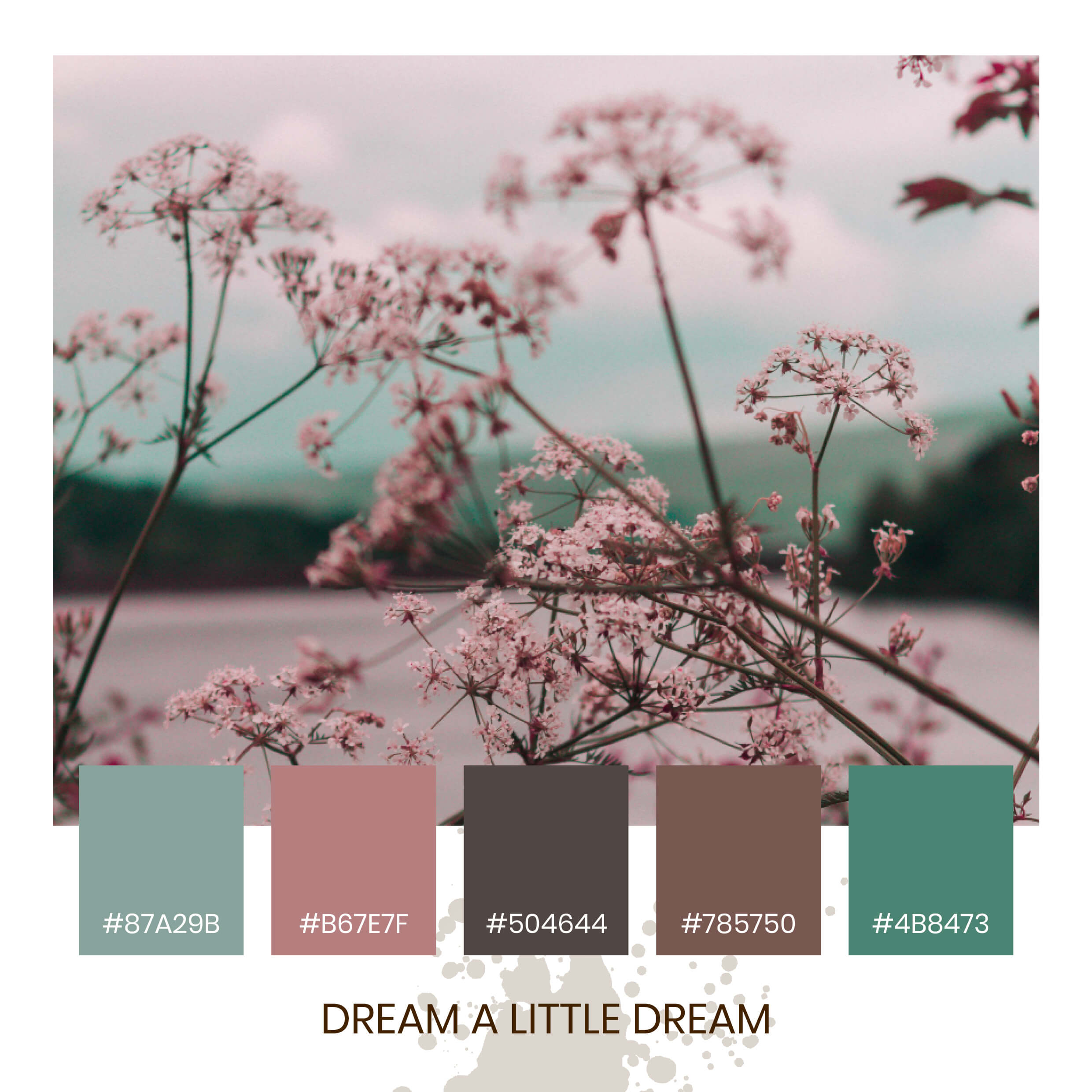 Colour Inspiration - Dream